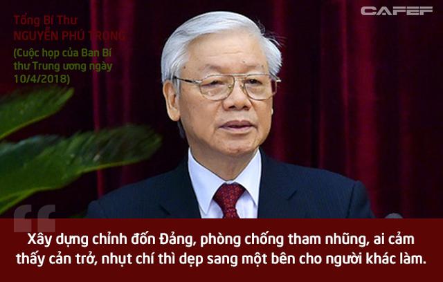 10 tuyên bố cứng rắn của lãnh đạo Đảng, Nhà nước với vấn nạn tham nhũng - Ảnh 5.