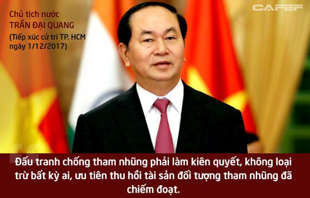 10 tuyên bố cứng rắn của lãnh đạo Đảng, Nhà nước với vấn nạn tham nhũng - Ảnh 6.