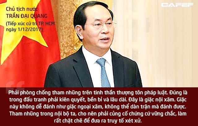 10 tuyên bố cứng rắn của lãnh đạo Đảng, Nhà nước với vấn nạn tham nhũng - Ảnh 7.