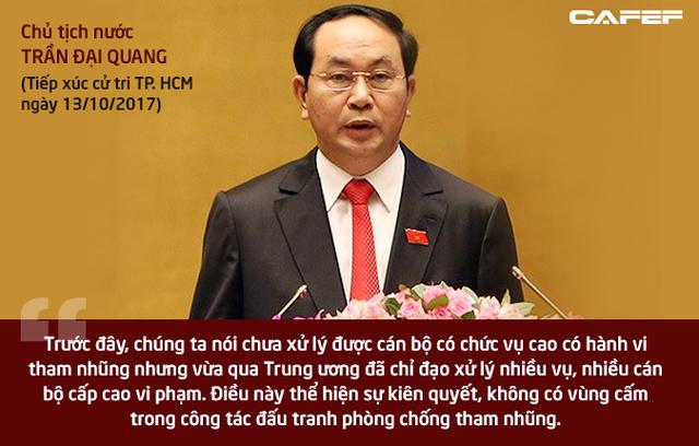 10 tuyên bố cứng rắn của lãnh đạo Đảng, Nhà nước với vấn nạn tham nhũng - Ảnh 8.