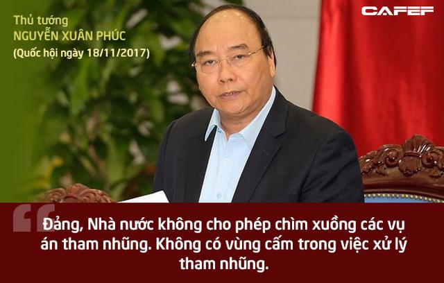 10 tuyên bố cứng rắn của lãnh đạo Đảng, Nhà nước với vấn nạn tham nhũng - Ảnh 9.