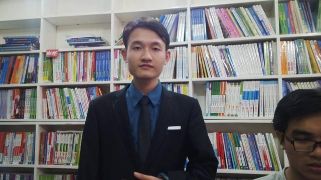Gặp chàng trai Thái Bình từ bị trầm cảm vì áp lực thi cử đến người lập kỷ lục điểm đầu ra hơn 50 năm của ĐH Ngoại Thương - Ảnh 3.