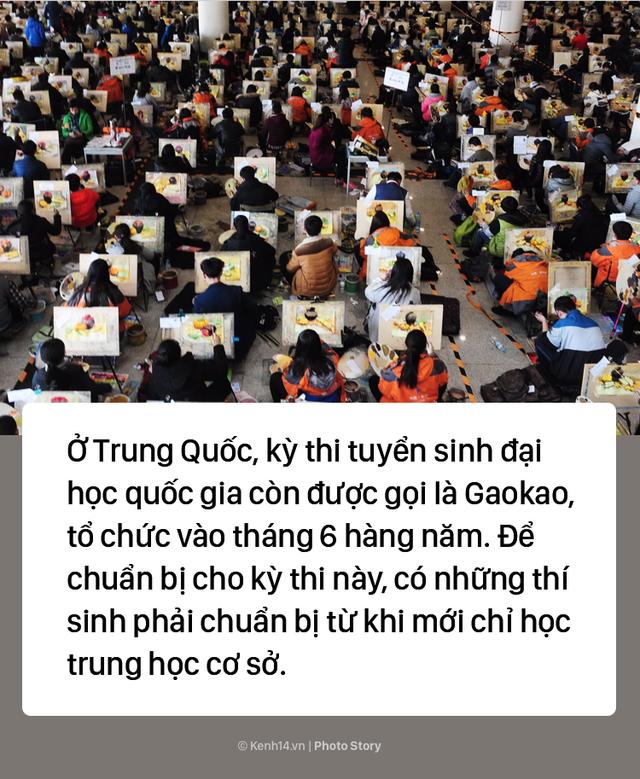 Trung Quốc: 10 triệu thí sinh chọi nhau trong kỳ thi đại học - Ảnh 1.