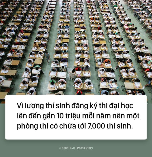 Trung Quốc: 10 triệu thí sinh chọi nhau trong kỳ thi đại học - Ảnh 5.
