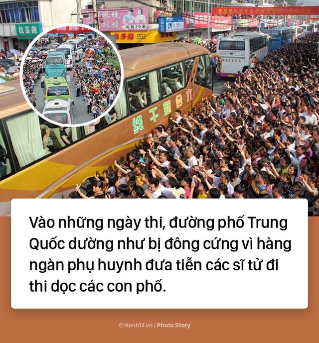 Trung Quốc: 10 triệu thí sinh chọi nhau trong kỳ thi đại học - Ảnh 6.