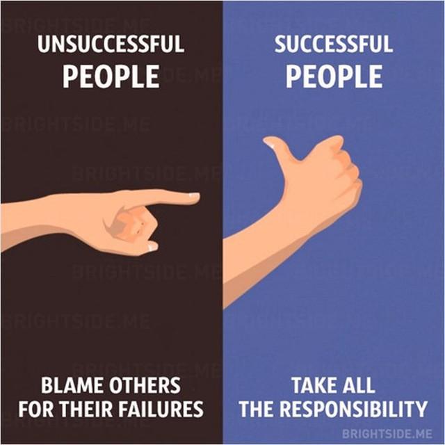 9 sai lầm luôn gặp ở kẻ thất bại: Nếu không thay đổi được quá nửa trong số này, bạn đừng mơ tới thành công - Ảnh 3.