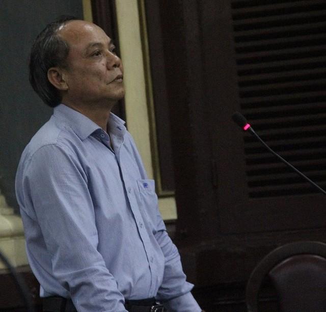 Toà truy hỏi Phó Chánh Thanh tra Ngân hàng Nhà nước - Ảnh 1.