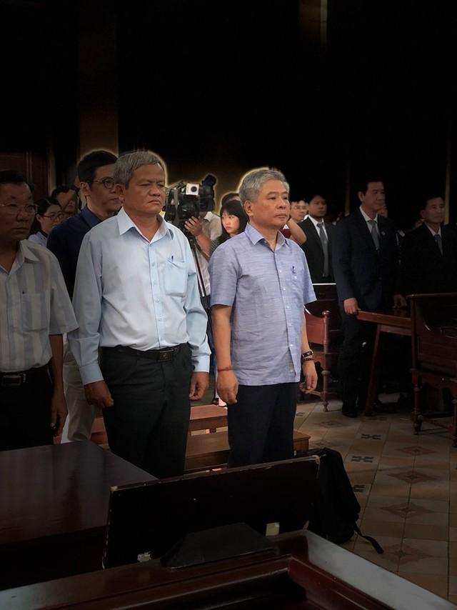 Toà truy hỏi Phó Chánh Thanh tra Ngân hàng Nhà nước - Ảnh 2.