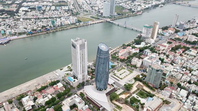 Cận cảnh dự án nhà hàng, bến du thuyền của Vũ nhôm ngay bờ sông Hàn đang bị tham khảo thu hồi - Ảnh 9.