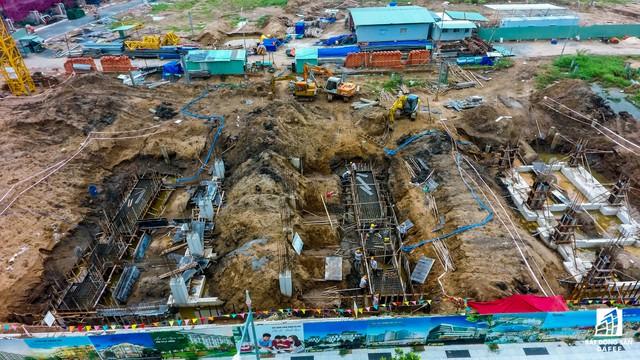 Ngổn ngang dự án khu thành thị 2 tỷ đô ven bờ sông đẹp nhất Sài Gòn sau gần 10 năm đầu tư - Ảnh 13.