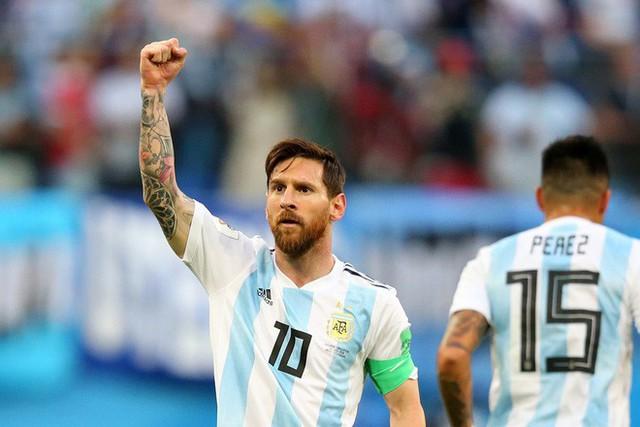 50 sắc thái của Lionel Messi trong trận thắng kịch tính Nigeria - Ảnh 14.
