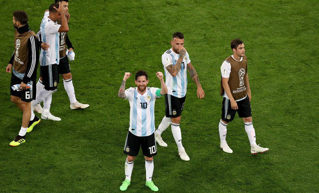 50 sắc thái của Lionel Messi trong trận thắng kịch tính Nigeria - Ảnh 16.