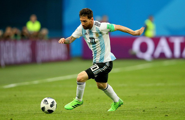 50 sắc thái của Lionel Messi trong trận thắng kịch tính Nigeria - Ảnh 10.