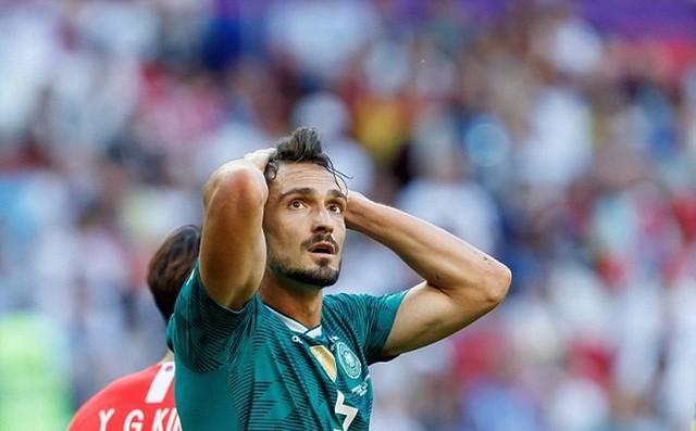 Nhìn cầu thủ Đức thi đấu mới hiểu rằng áp lực trong bóng đá có thể giết chết đẳng cấp thế giới - Ảnh 2.