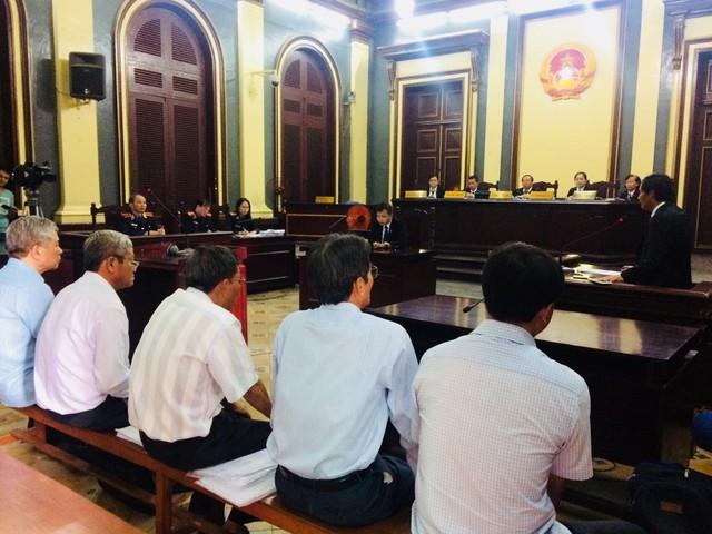 Phiên tòa sáng 28/6: Bị cáo Phạm Thế Tuân mong được hưởng án treo - Ảnh 1.