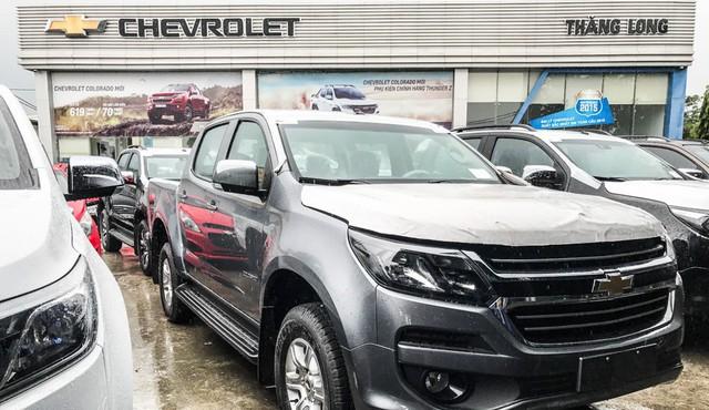 VinFast mua lại toàn bộ hệ thống phân phối và sản xuất ô tô của GM Việt Nam - Ảnh 1.