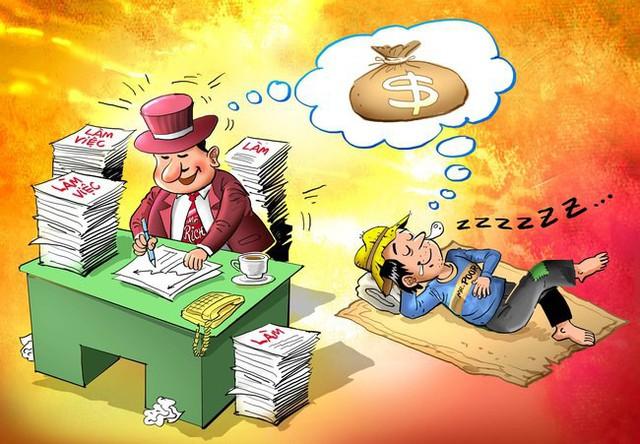 Người giàu tạo ra của cải còn người nghèo phá hủy nó: Bạn thuộc kiểu người nào? - Ảnh 1.
