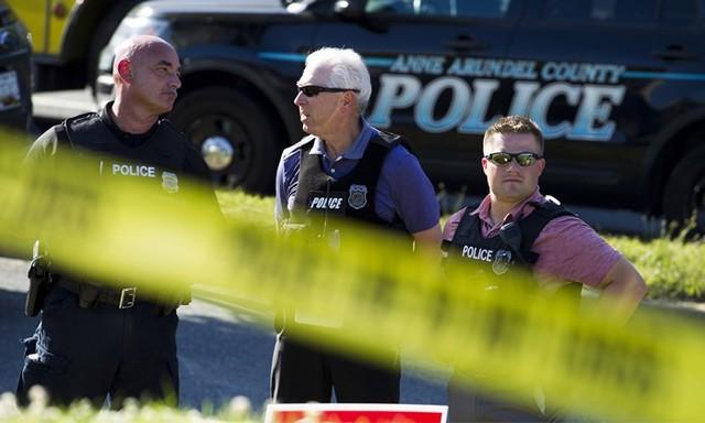 Mỹ: Tấn công toà soạn báo tại Maryland làm ít nhất 5 người thiệt mạng - Ảnh 1.