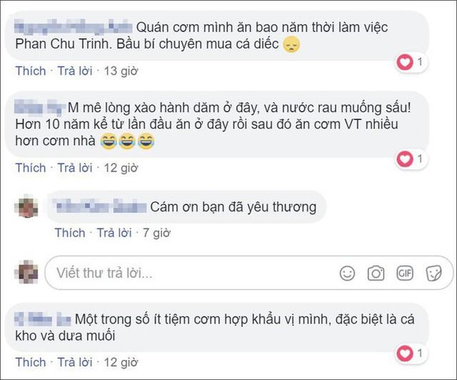 Quán cơm Vinh Thu 22 năm gắn bó với người Hà Nội đột ngột thông báo nghỉ bán hàng - Ảnh 2.