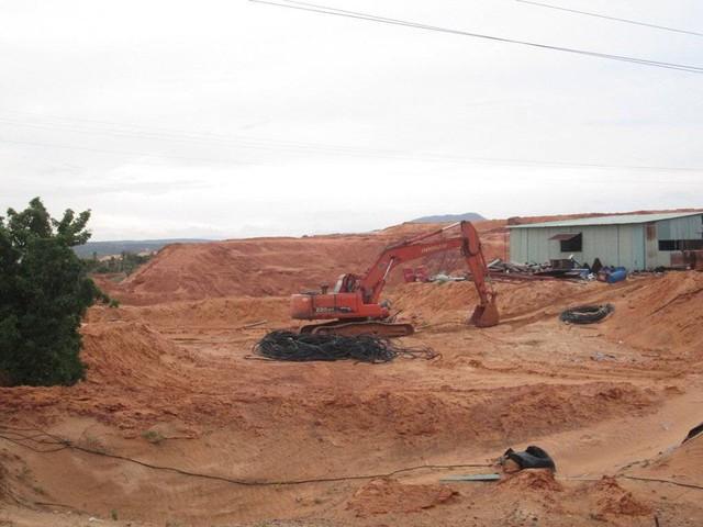 21 dự án titan tại Bình Thuận: Có thể lấp mỏ làm du lịch - Ảnh 1.