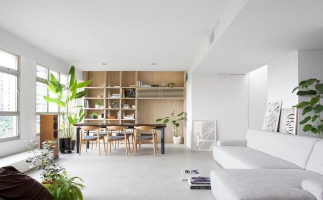 Học một vàih kiến trúc không gian siêu tiện nghi cho gia đình có con nhỏ - Ảnh 2.