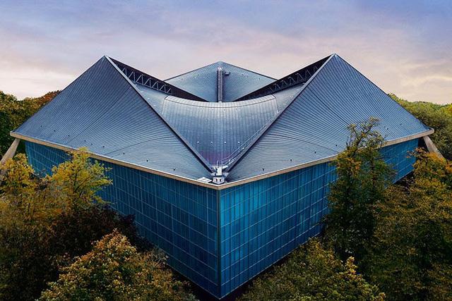 Khám phá 10 viện bảo tàng đẹp nhất thế giới - Ảnh 1.