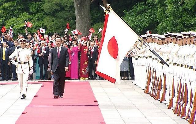 Toàn cảnh chuyến thăm cấp Nhà nước của Chủ tịch nước tới Nhật Bản - Ảnh 11.