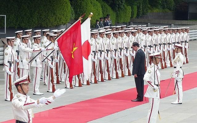 Toàn cảnh chuyến thăm cấp Nhà nước của Chủ tịch nước tới Nhật Bản - Ảnh 13.