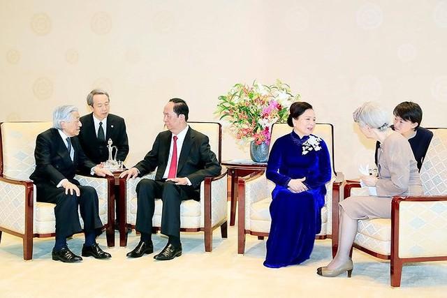 Toàn cảnh chuyến thăm cấp Nhà nước của Chủ tịch nước tới Nhật Bản - Ảnh 14.