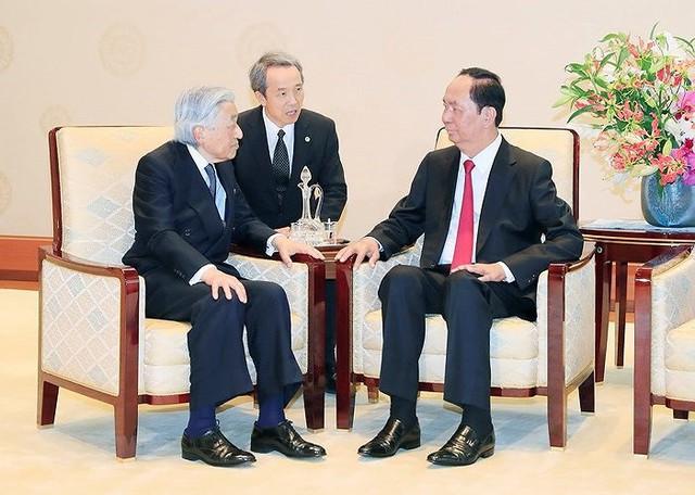 Toàn cảnh chuyến thăm cấp Nhà nước của Chủ tịch nước tới Nhật Bản - Ảnh 15.