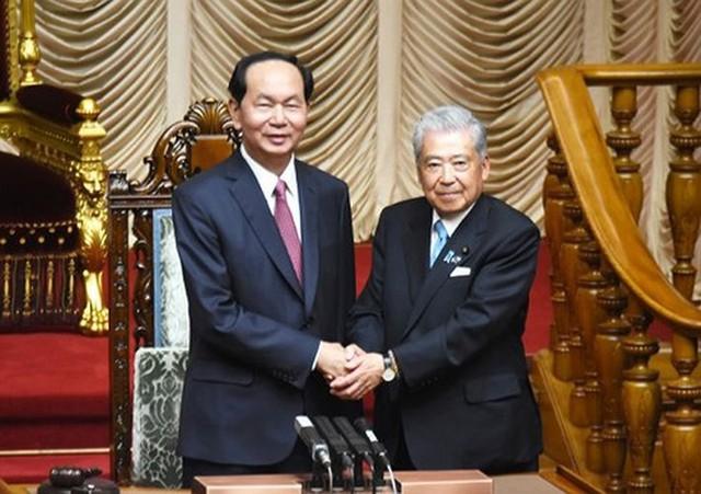 Toàn cảnh chuyến thăm cấp Nhà nước của Chủ tịch nước tới Nhật Bản - Ảnh 16.