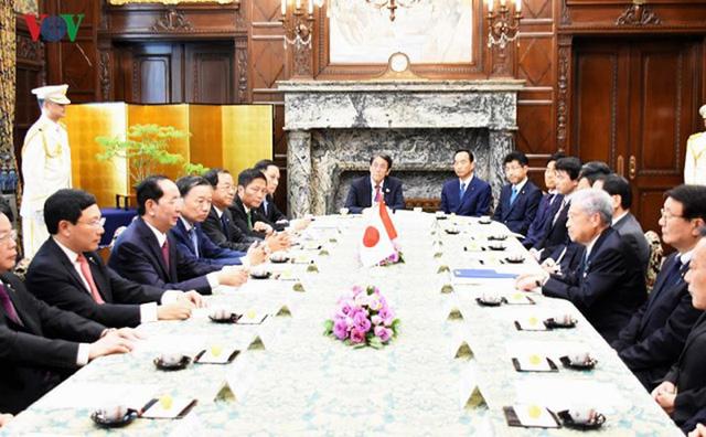 Toàn cảnh chuyến thăm cấp Nhà nước của Chủ tịch nước tới Nhật Bản - Ảnh 17.
