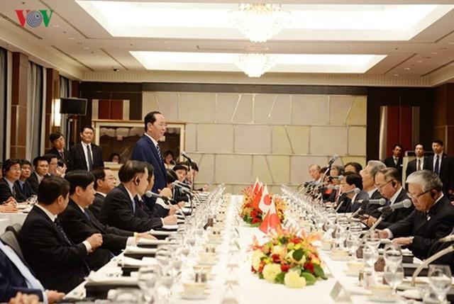 Toàn cảnh chuyến thăm cấp Nhà nước của Chủ tịch nước tới Nhật Bản - Ảnh 18.