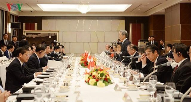 Toàn cảnh chuyến thăm cấp Nhà nước của Chủ tịch nước tới Nhật Bản - Ảnh 19.