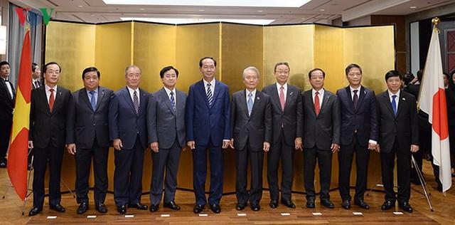 Toàn cảnh chuyến thăm cấp Nhà nước của Chủ tịch nước tới Nhật Bản - Ảnh 20.