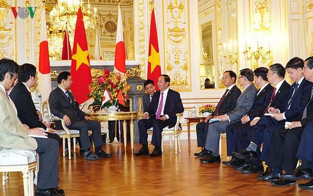 Toàn cảnh chuyến thăm cấp Nhà nước của Chủ tịch nước tới Nhật Bản - Ảnh 22.