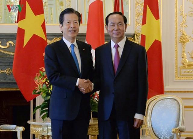 Toàn cảnh chuyến thăm cấp Nhà nước của Chủ tịch nước tới Nhật Bản - Ảnh 23.
