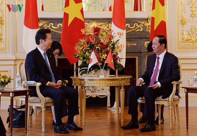 Toàn cảnh chuyến thăm cấp Nhà nước của Chủ tịch nước tới Nhật Bản - Ảnh 24.