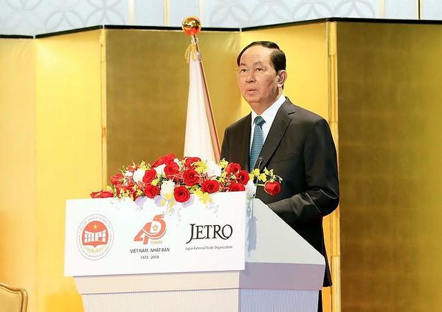 Toàn cảnh chuyến thăm cấp Nhà nước của Chủ tịch nước tới Nhật Bản - Ảnh 26.
