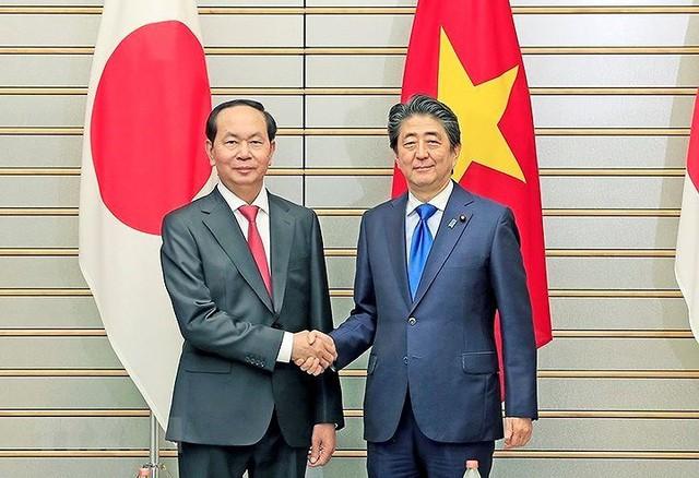 Toàn cảnh chuyến thăm cấp Nhà nước của Chủ tịch nước tới Nhật Bản - Ảnh 27.