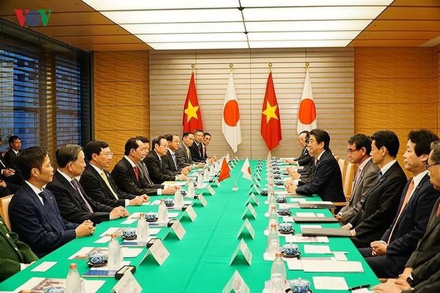 Toàn cảnh chuyến thăm cấp Nhà nước của Chủ tịch nước tới Nhật Bản - Ảnh 28.