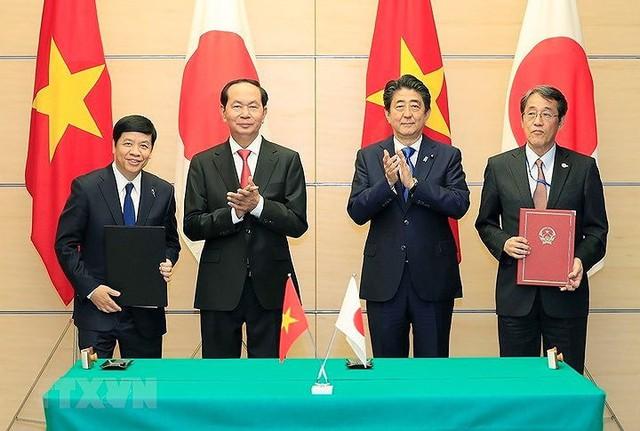 Toàn cảnh chuyến thăm cấp Nhà nước của Chủ tịch nước tới Nhật Bản - Ảnh 29.