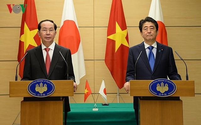 Toàn cảnh chuyến thăm cấp Nhà nước của Chủ tịch nước tới Nhật Bản - Ảnh 30.