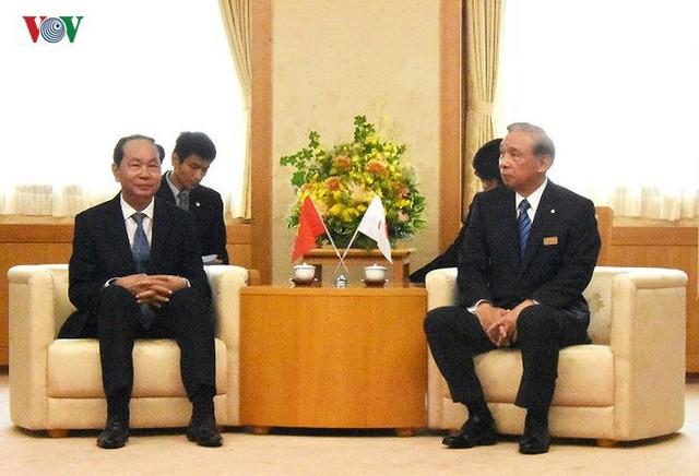Toàn cảnh chuyến thăm cấp Nhà nước của Chủ tịch nước tới Nhật Bản - Ảnh 4.