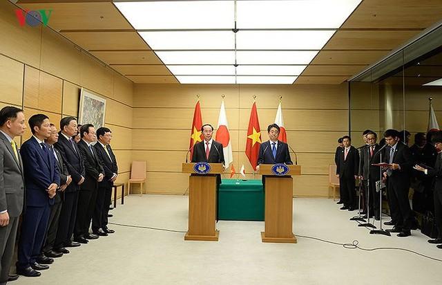 Toàn cảnh chuyến thăm cấp Nhà nước của Chủ tịch nước tới Nhật Bản - Ảnh 31.