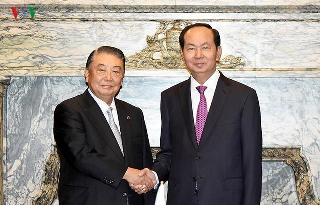 Toàn cảnh chuyến thăm cấp Nhà nước của Chủ tịch nước tới Nhật Bản - Ảnh 32.