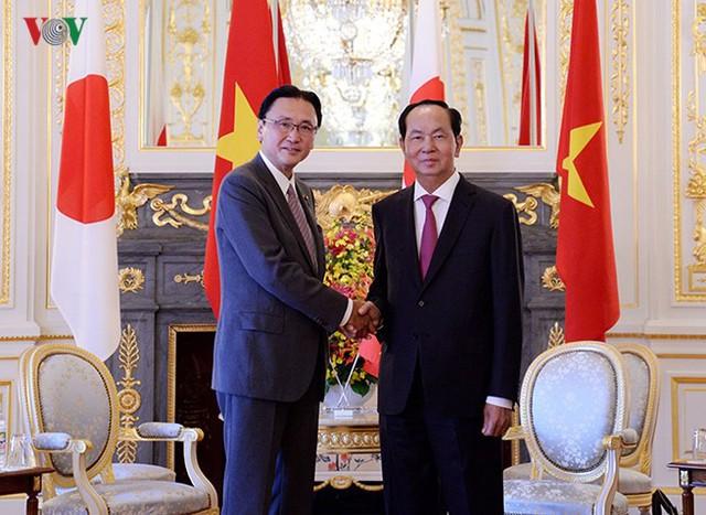 Toàn cảnh chuyến thăm cấp Nhà nước của Chủ tịch nước tới Nhật Bản - Ảnh 34.