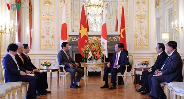Toàn cảnh chuyến thăm cấp Nhà nước của Chủ tịch nước tới Nhật Bản - Ảnh 35.