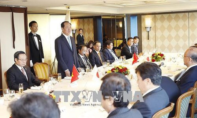 Toàn cảnh chuyến thăm cấp Nhà nước của Chủ tịch nước tới Nhật Bản - Ảnh 36.