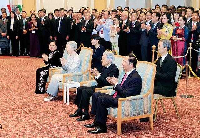 Toàn cảnh chuyến thăm cấp Nhà nước của Chủ tịch nước tới Nhật Bản - Ảnh 37.